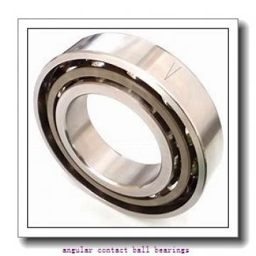 1.181 Inch | 30 Millimeter x 2.441 Inch | 62 Millimeter x 0.937 Inch | 23.8 Millimeter  CONSOLIDATED BEARING 5206  Angular Contact Ball Bearings