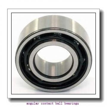 1.378 Inch | 35 Millimeter x 2.835 Inch | 72 Millimeter x 1.063 Inch | 27 Millimeter  CONSOLIDATED BEARING 5207-2RS C/2  Angular Contact Ball Bearings