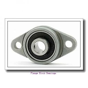 QM INDUSTRIES TAFK13K204SEB  Flange Block Bearings